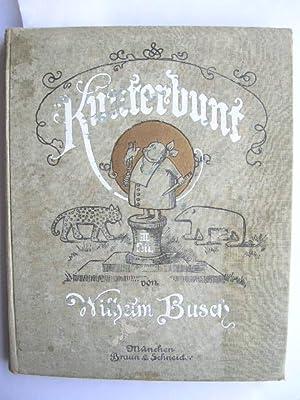 Kunterbunt. 3. Teil. //: Busch, Wilhelm :