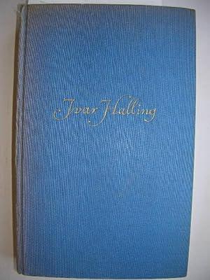 Ivar Halling. Der Roman eines Einzelnen. //: Berg, Bengt :