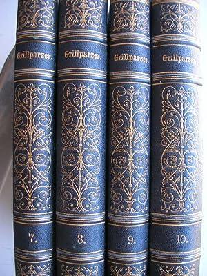 Sämmtliche Werke. 7. Band. //: Grillparzer, Franz :