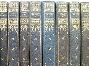 L. N. Tolstoi - Ausgewählte Werke in 12 Bänden //: Leo Nikolayevich Tolstoi