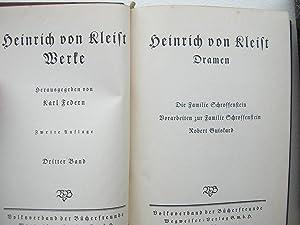 Werke //: Heinrich von Kleist