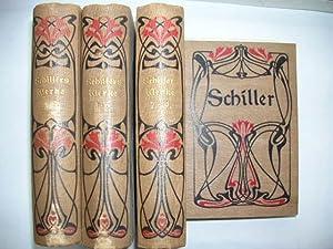 Sämtliche Werke in 12 Bänden //: Friedrich von Schiller