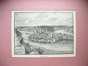 Wasserburg am Inn - Gesamtansicht //: Oberbayern