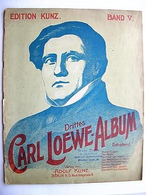 Drittes Carl Loewe - Album: Edition Kunz, Band