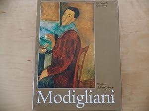 Malerei, Skulpturen, Zeichnungen. Werner Schmalenbach: Modigliani, Amedeo und