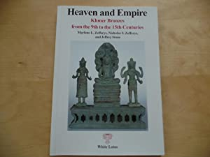Heaven and Empire: Khmer Bronzes from the: Zefferys, Marlene L.,