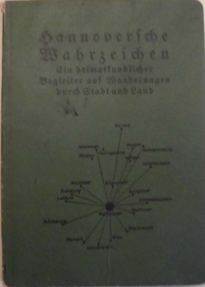 Hannoversche Wahrzeiche - Ein heimatkundlicher Begleiter auf: Hesse, Franz Hinrich