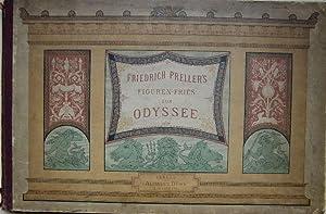 Friedrich Preller's (Prellers) Figuren-Fries zur Odyssee. Sechzehn: Preller, Friedrich