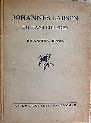 Johannes Larsen og Hans Billeder: Jensen, Johannes V.