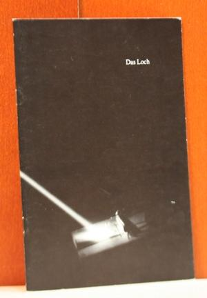 Das Loch. Begegnung in d. Camera obscura.: Bachler, Thomas: