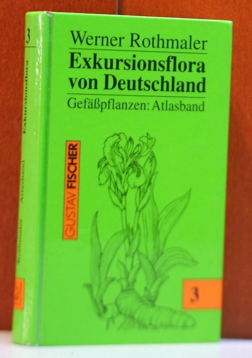 rothmaler exkursionsflora von deutschland gefpflanzen atlasband