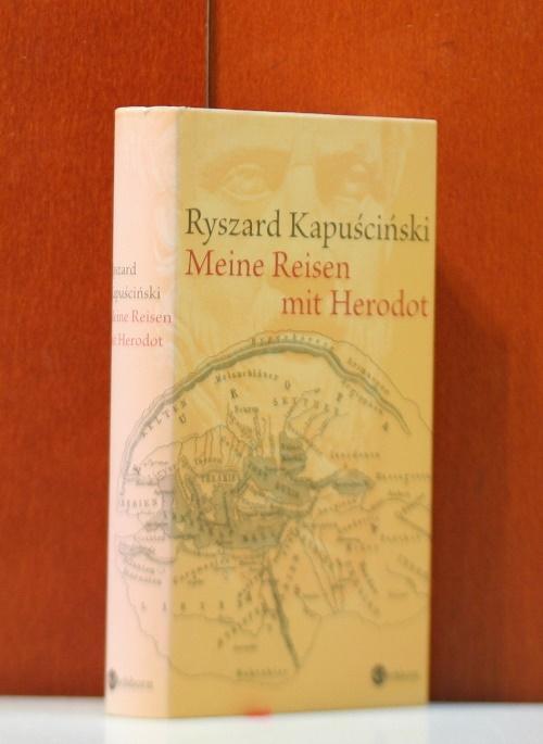 Meine Reisen mit Herodot. Deutsch von Martin: Kapuscinski, Ryszard: