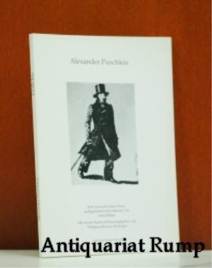 Alexander Puschkin. Eine Auswahl seiner Verse. Nachgedichtet: Puschkin, Alexander: