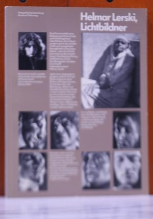 Helmar Lerski. Lichtbilder. Fotografien und Filme 1910: Lerski, Helmar:
