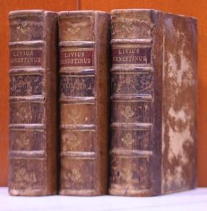 T. Livii Patavini Historiarum qui supersunt libri: Livius, Titus: