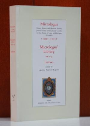 Micrologus. Nature, Sciences and Medieval Societies. Journal