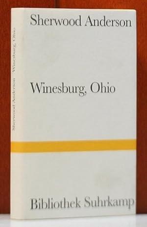Winesburg, Ohio. Eine Reihe Erzählungen aus dem: Anderson, Sherwood: