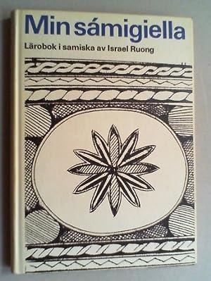 Min sámigiella. Lärobok i samiska.: Ruong, Israel: