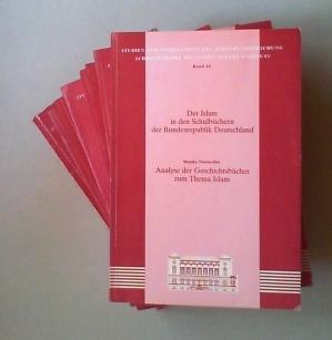 Der Islam in den Schulbüchern der Bundesrepublik Deutschland. 7 Bde.: Falaturi, Abdoldjavad (Hg.):