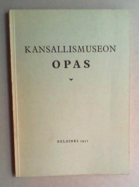 Kansallismuseon opas.