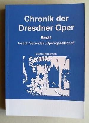 """Joseph Secondas """"Operngesellschaft"""".: Hochmuth, Michael:"""