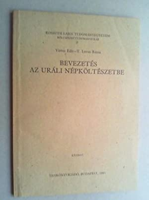 Bevezetés az uráli népköltészetbe. (Déli osztják n&...