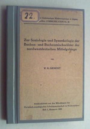 Zur Soziologie und Synoekologie der Buchen- und Buchenmischwälder der nordwestdeutschen ...