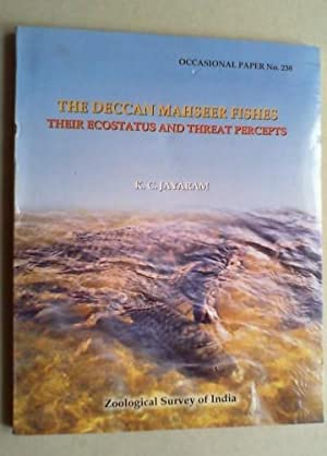 The Deccan Mahseer Fishes. Their ecostatus and: Jayaram, K. C.:
