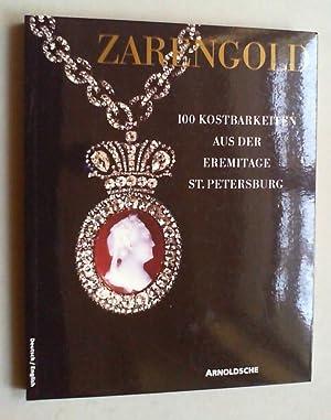Zarengold. 100 Kostbarkeiten der Goldschmiedekunst aus der: Falk, Fritz (Hg.):