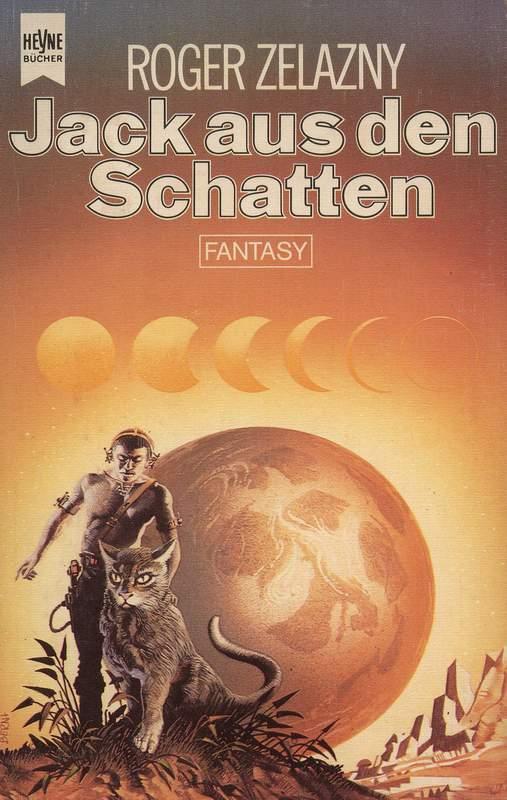 Jack aus den Schatten. Fantasy-Roman.: Zelazny, Roger: