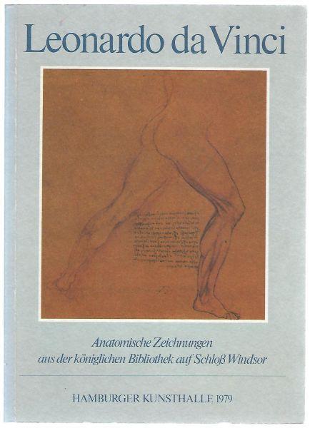 Anatomische Zeichnungen aus der königlichen Bibliothek auf Schloß Windsor. Aus dem Englischen übertragen von Miriam Magal. Ausstellungskatalog Hamburger Kunsthalle 1979