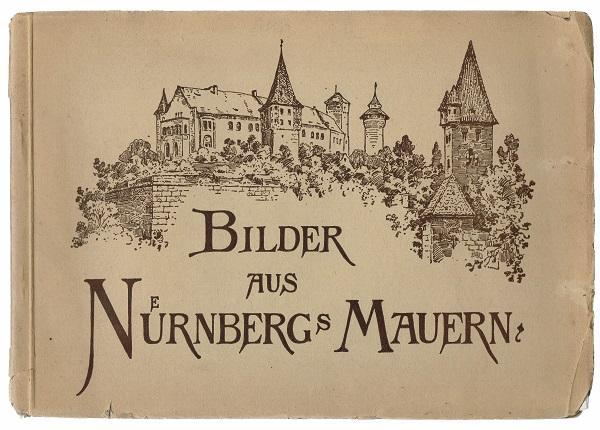 Malerische Partien aus Nürnberg (Bilder aus Nürnberg's: Sollmann, Paul