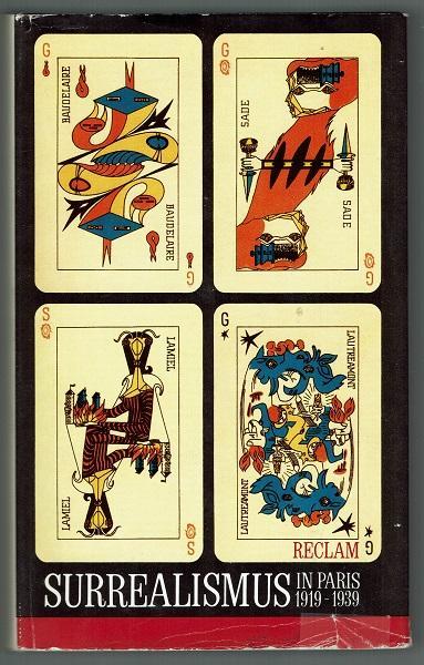 Surrealismus in Paris 1919-1939: Barck, Karlheinz (Hrsg.)