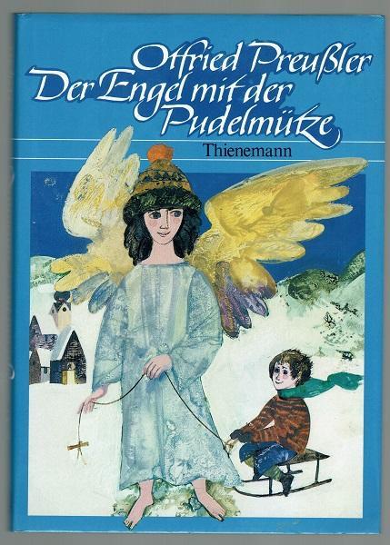 Der Engel mit der Pudelmütze. Sechs Weihnachtsgeschichten.: Preußler, Otfried