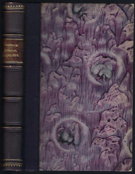 Inferno / Legenden. Übertragen von Emil Schering: Strindberg, August