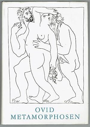 Metamorphosen. Mit den Zeichnungen von Pablo Picasso.: Ovid (Publius Ovidus