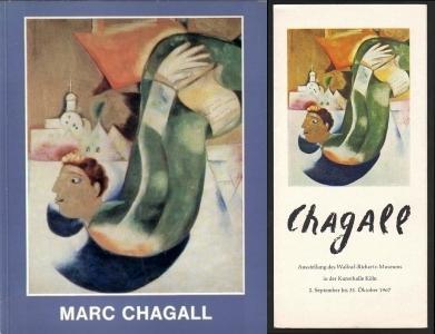 marc chagall ausstellung von chagall zvab. Black Bedroom Furniture Sets. Home Design Ideas