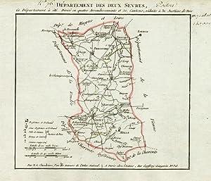 Département des Deux Sèvres (Thouars, Bressuire, Partenay, Niort etc ...