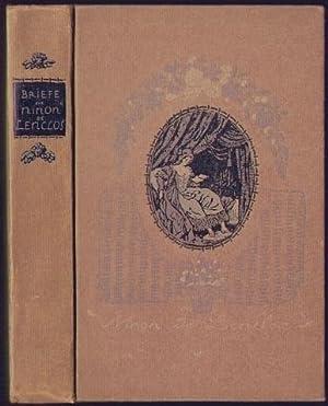 Briefe. Mit 10 Radierungen von Karl Walser.: Walser, Karl -