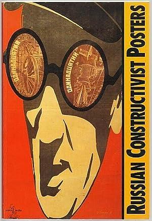 Russian Constructivist Posters.: Barkhatova, Elena: