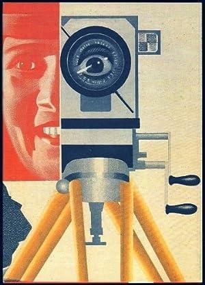 Sowjetische Stummfilmplakate.