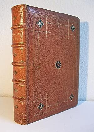 Poems. With illustrations by Millais, Stanfield, Creswick,: Tennyson, Alfred: