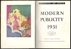 Modern publicity 1931. Commercial Art Annual.