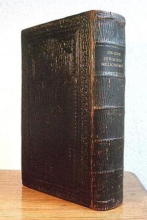 Die Alten Jüdischen Heiligthümer, Gottesdienste und Gewohnheiten,: Lundius, Johannes [Johann