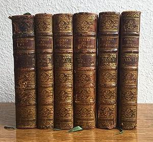 Oeuvres de Monsieur de Montesquieu. Nouvelle Edition.: Charles de Secondat,