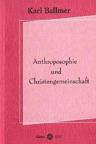 Anthroposophie und Christengemeinschaft : (1928). - Ballmer, Karl und Michael (Hrsg.) Kalisch