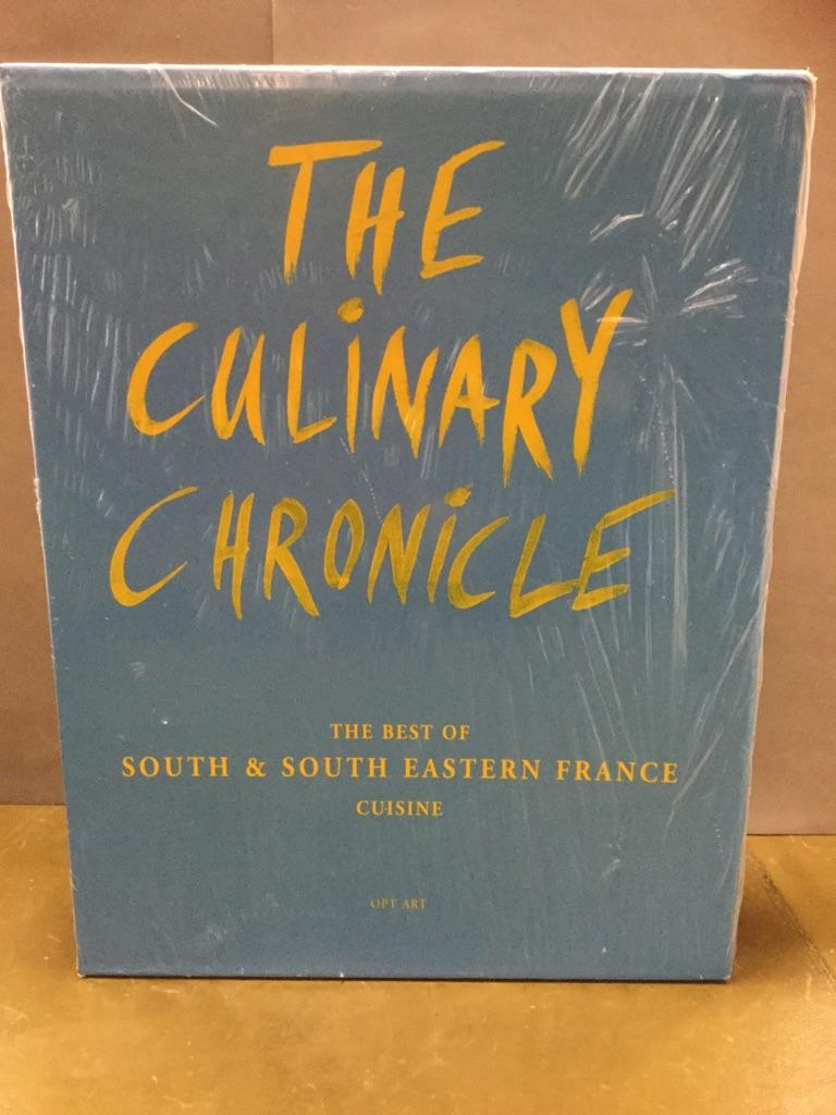 The Culinary Chronicle Bd 5 Best Meier Chris World Foto Des Verkaufers