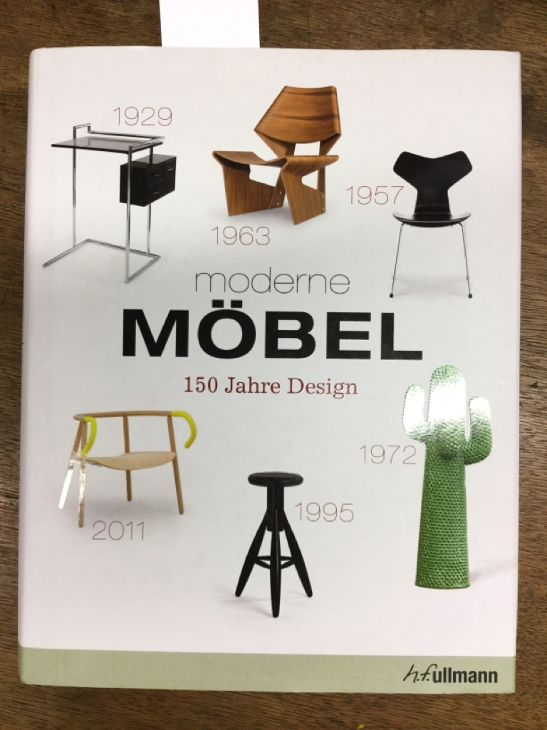 modern furniture 150 years - abebooks