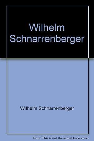 Von der Poesie der Dinge - Wilhelm: Schnarrenberger, Wilhelm: