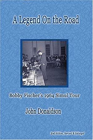 A Legend on the Road: Bobby Fischer's 1964 Simultaneous Exhibition Tour.